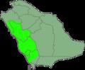 Saudi Arabia - Hejaz region locator.png