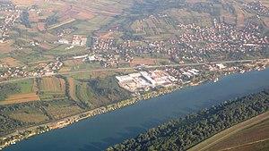 Umka - Areal view of Umka