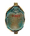 Scarab with the Name of the Hyksos King Khayan MET D 457 top.jpg