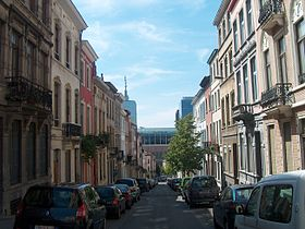 Image illustrative de l'article Rue Dupont (Bruxelles)