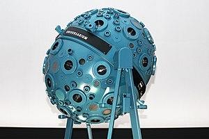 Planetarium projector - A Zeiss Universarium Mark IX starball projector