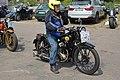 Schleswig-Holstein, Wilster, Zehnte Internationale VFV ADAC Zwei-Tage-Motorrad-Veteranen-Fahrt-Norddeutschland und 33te Int-Windmill-Rally NIK 3886.jpg