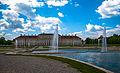Schlosspark Oberschleißheim, neues Schloss (14336159538).jpg
