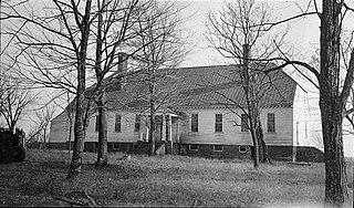 Scotchtown (plantation) United States historic place