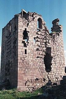 Sanquhar Castle castle