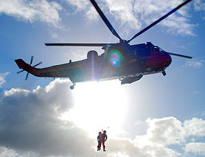 Rescue - Helicopter rescue