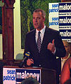 Sean Patrick Maloney at congressional election rally, 2012.jpg