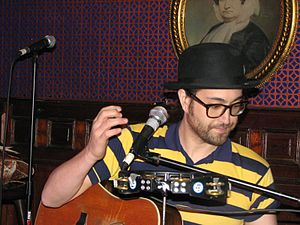 Sean Lennon - Lennon at Union Hall in Brooklyn in 2011