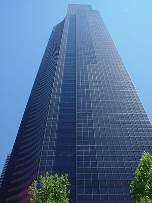 Columbia Center - Image: Seattle palace 2