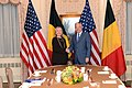 Secretary Clinton Meets With Foreign Minister of Belgium Reynders (8026624689).jpg