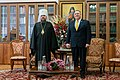 Secretary Pompeo Meets With Metropolitan Epiphaniy in Kyiv (49470513177).jpg