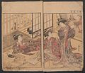 Seiro Bijin Awase Sugata Kagami-Mirror of the Beautiful Women of the Yoshiwara Brothels MET JIB31 004.jpg