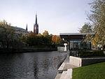 Selångersån sett från Norrmalmsparken.jpg