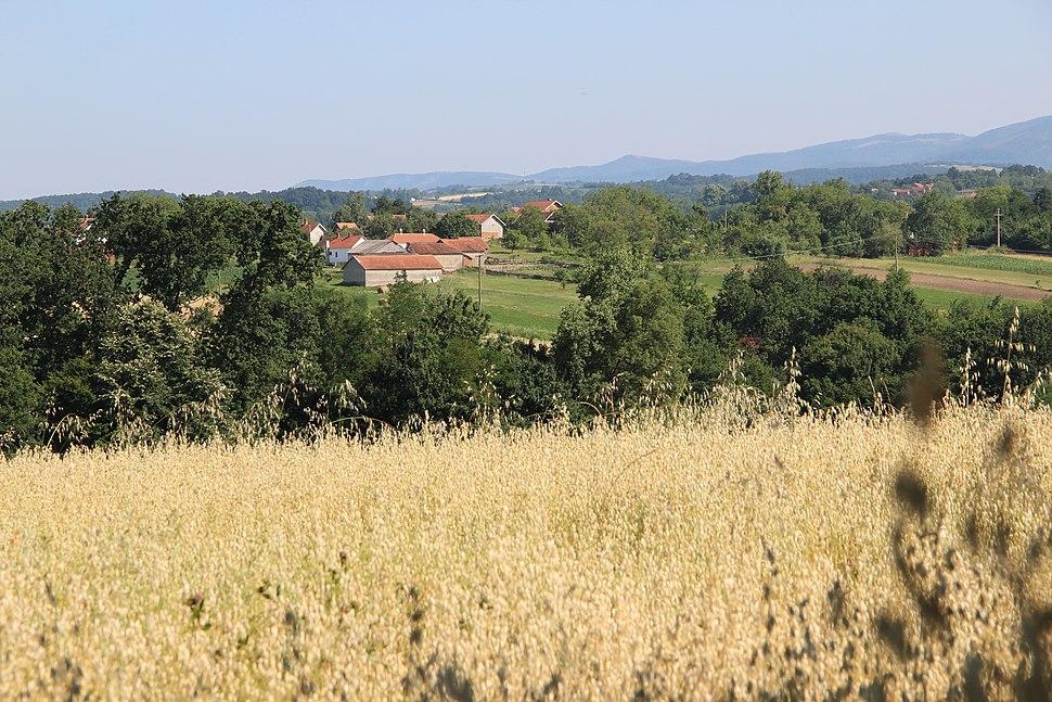 Selo Klinci - opština Valjevo - zapadna Srbija - Panorama 35