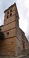 Sencelles, Iglesia de Sant Pere, torre.jpg