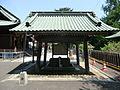 Sendai Tōshō-gū chōzuya back side.jpg