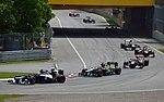 Senna, Kovalainen, Vergne, Ricciardo and Maldonado (7455567030).jpg