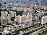 File:Seoul Apartment Buildings (1509272335).jpg