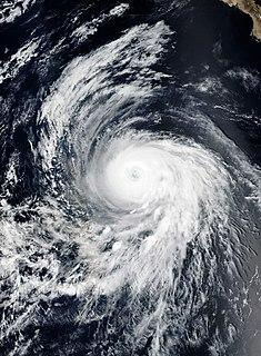 Hurricane Sergio (2018)