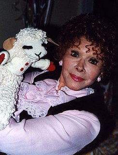 Shari Lewis American ventriloquist and puppeteer