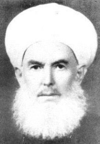 Abdullah Fa'izi ad-Daghestani - Shaykh Abdullah