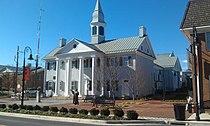 Shenandoah County Courthouse Woodstock VA Nov 11.jpg