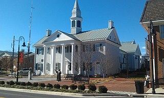 Shenandoah County Courthouse United States historic place