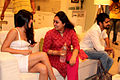 Shenaz Treasuryvala, Pooja Gujral, Kavi Shastri at the launch of 'Main Aur Mr. Riight' (7).jpg