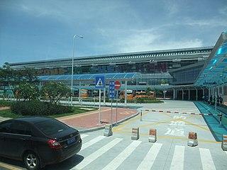 Shenzhen Bao'an International Airport, Terminal