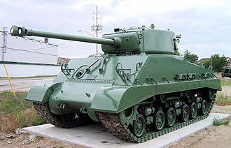 M4 Sherman variants - M4A2.