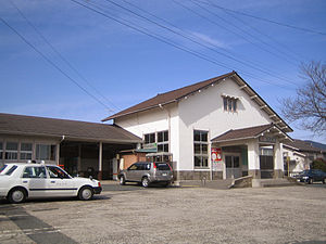 Shinshiro Station - Shinshiro Station