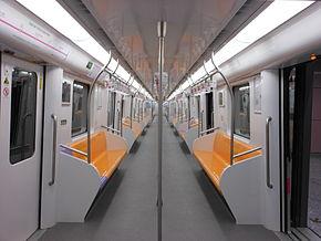 上海轨道交通AC18型电动列车