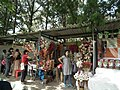 Shop selling from Lalbagh flower show Aug 2013 8651.JPG