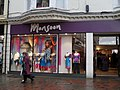 Shop window in Montague Street- Monsoon - geograph.org.uk - 1741079.jpg