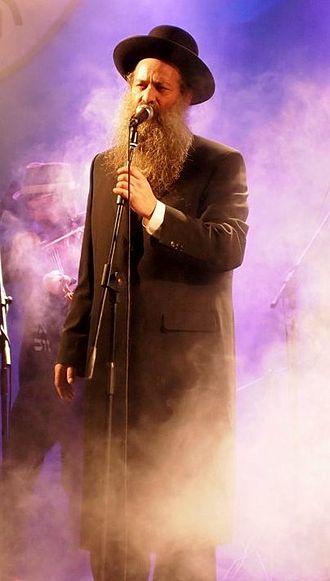 Shuli Rand - Rand during a performance in Haifa, May 2011