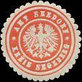 Siegelmarke Amt Seedorf Kreis Segeberg W0345358.jpg