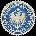Siegelmarke Der Kaiserliche Kreisdirektor Molsheim W0323160.jpg