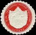 Siegelmarke Königlich Preussische Provinzial - Steuer - Direction - Altona W0226712.jpg
