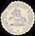 Siegelmarke Siegel der Bergstadt Wildemann W0229314.jpg
