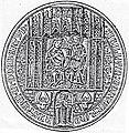 Siegelstempel des zweiten Klostersiegels (Dobbertin).jpg
