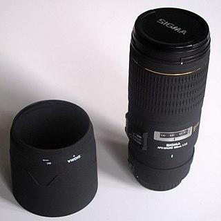 Sigma 180mm f/3.5 EX DG lens