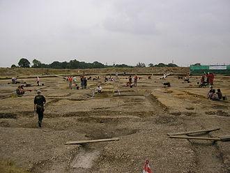 Calleva Atrebatum - Excavations at Calleva (Insula IX)