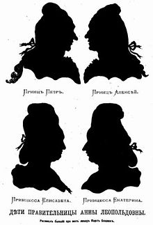 Silhouettes of the Russian Royals2.jpg