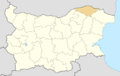 Silistra Province location map.png