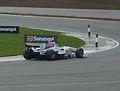 Silverstone 2010 - Olympique Lyonnais Superleague Formula car.jpg