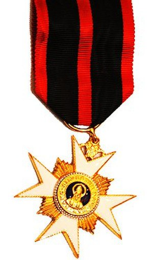 Order of the Golden Spur - Medal of the Order of Saint Sylvester and the Golden Militia, 1841.