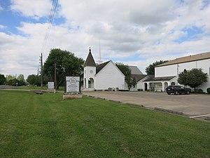 Simonton, Texas - Image: Simonton TX Community Church