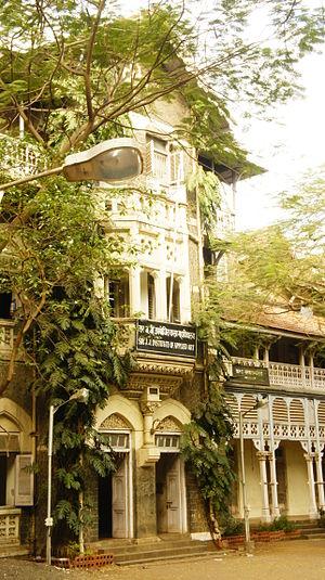 Sir J.J. Institute of Applied Art - Sir. J.J Institute Of Applied Art, Mumbai.