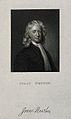 Sir Isaac Newton. Line engraving by Caroline Hulot (?) after Wellcome V0004276ER.jpg