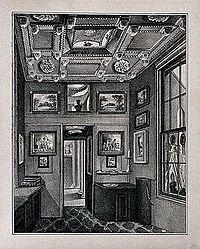 Sir john soane 39 s museum wikipedia - Kleur idee corridor ...